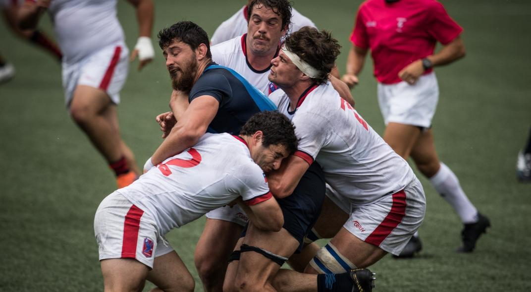 Argentina XV Sudamericano de Rugby