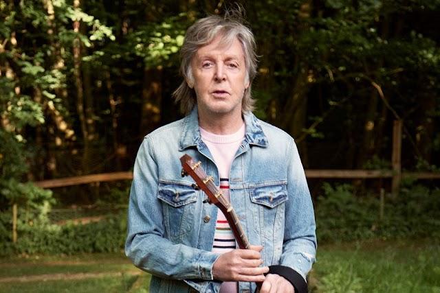 """Paul McCartney anuncia nuevo disco grabado en cuarentena: """"Se trata de hacer música para uno mismo"""""""
