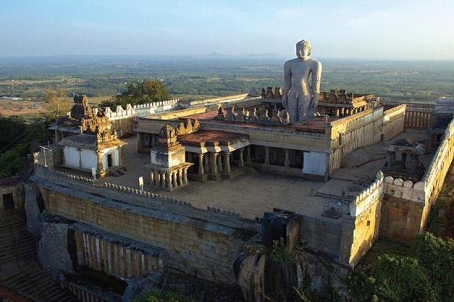 Sri Gommateshwara Temple Complex