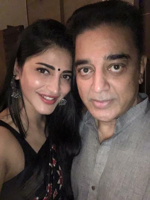 Shruti hassan birthday party 2017 Photos
