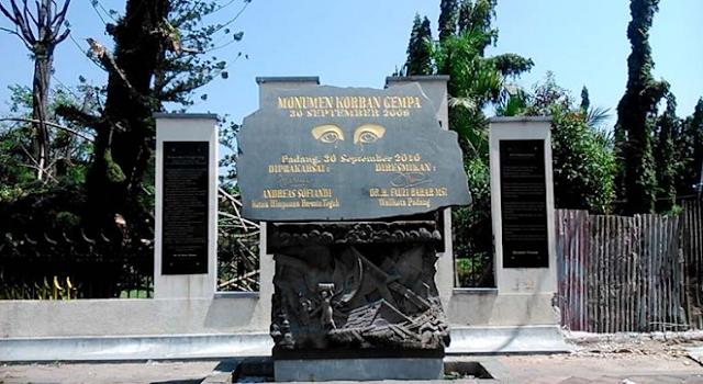 Monumen Gempa Padang