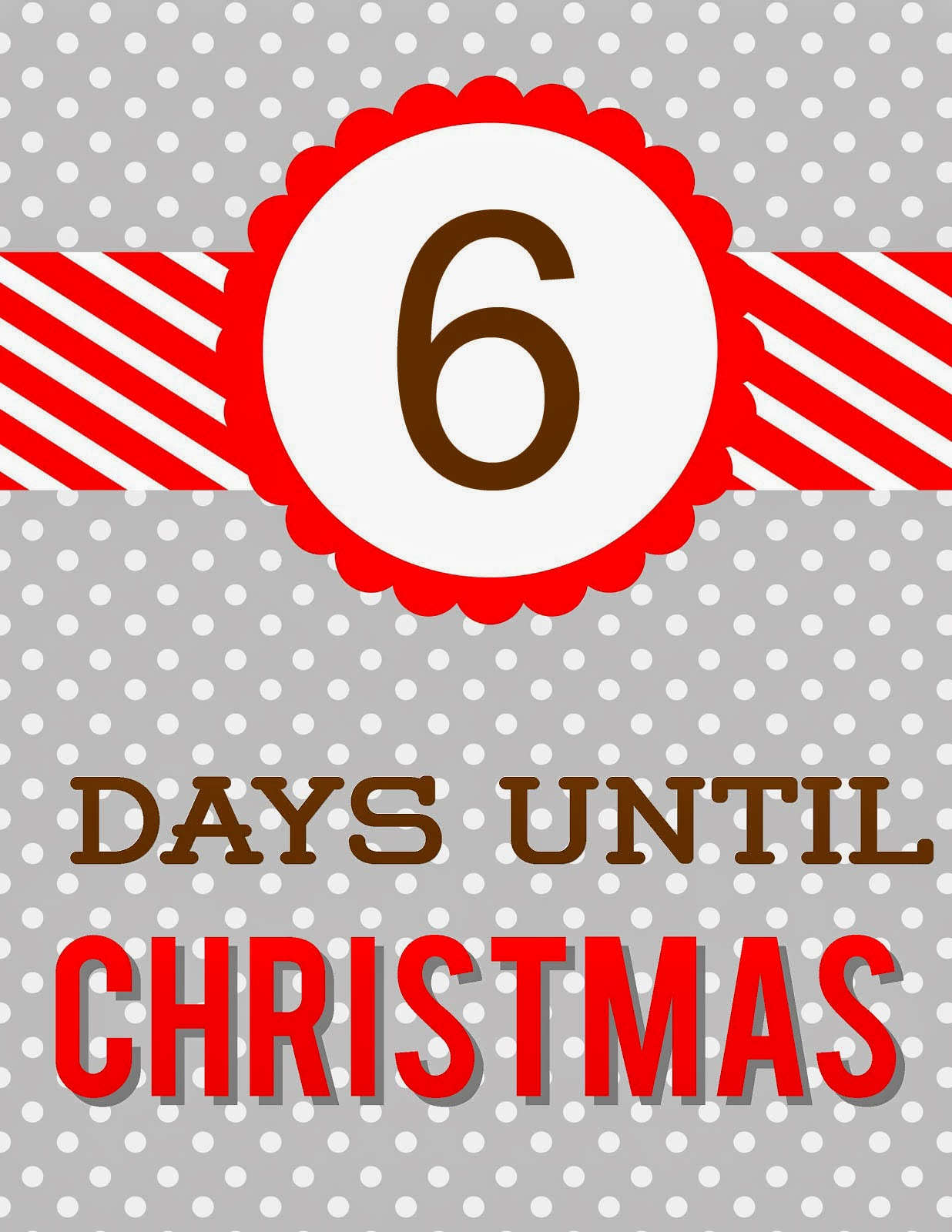 Christmas countdown video is hallelujah christmas by cloverton