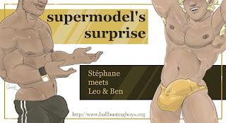 https://ballbustingboys.blogspot.com/2019/07/supermodel-stephane-meets-leo-and-ben.html