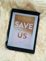 """Save us"" Mona Kasten, fot. paratexterka ©"