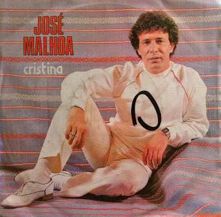 José Malhoa - Cristina ((Single 45 rotacões)  1981