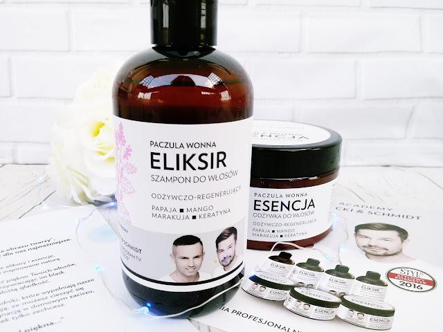 WS Academy- Paczula Wonna- Eliksir i Esencja do włosów