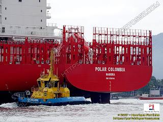 SST Holanda e Polar Colombia