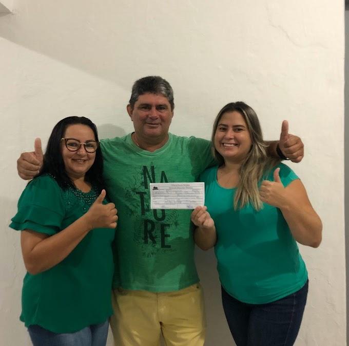 VEREADOR TIVA filia-se ao MDB em Fernando Pedroza