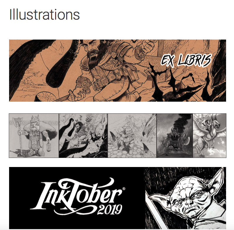 illustration, graphisme, bande dessinée, Nains, inktober, the Witcher, Fantasy, gaming, streaming et twitch au programme.
