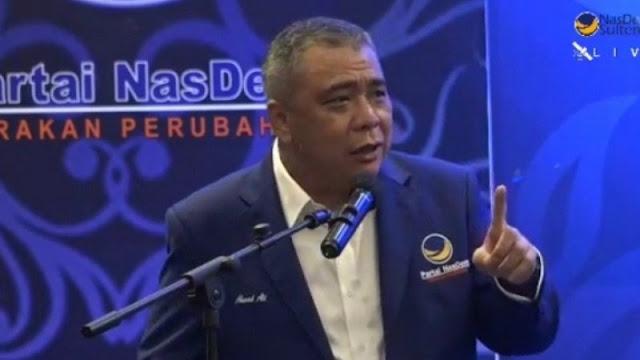 NasDem Kritik Giring Sebut Anies Pembohong