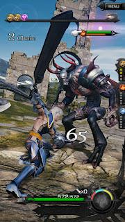 Baru nyobain main Final Fantasy Mobius ternyata seru juga Unduh Game Android Gratis Mobius Final Fantasy apk