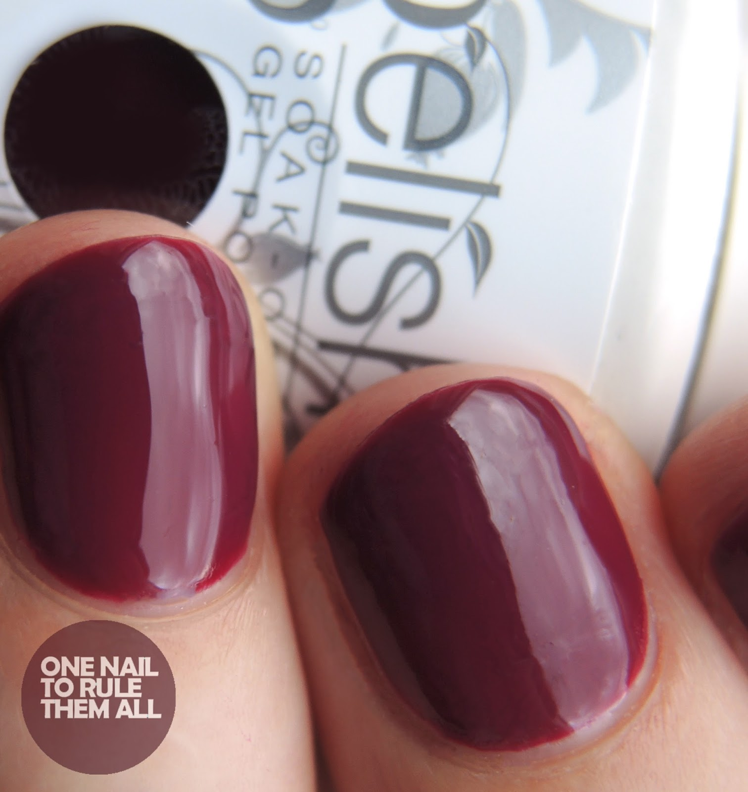 One Nail To Rule Them All: Gelish Sweetheart Squadron Collection ...