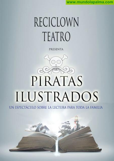 El Cabildo celebra el Día Internacional de las Bibliotecas en El Paso con el espectáculo de teatro 'Piratas ilustrados'