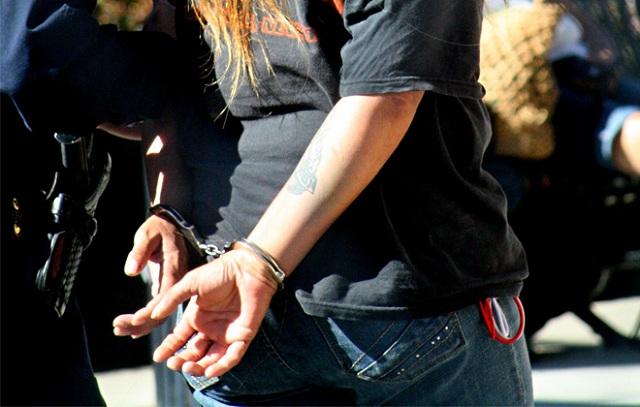 Σύλληψη 39χρονης στο Ναύπλιο για κλοπή στη Σπάρτη