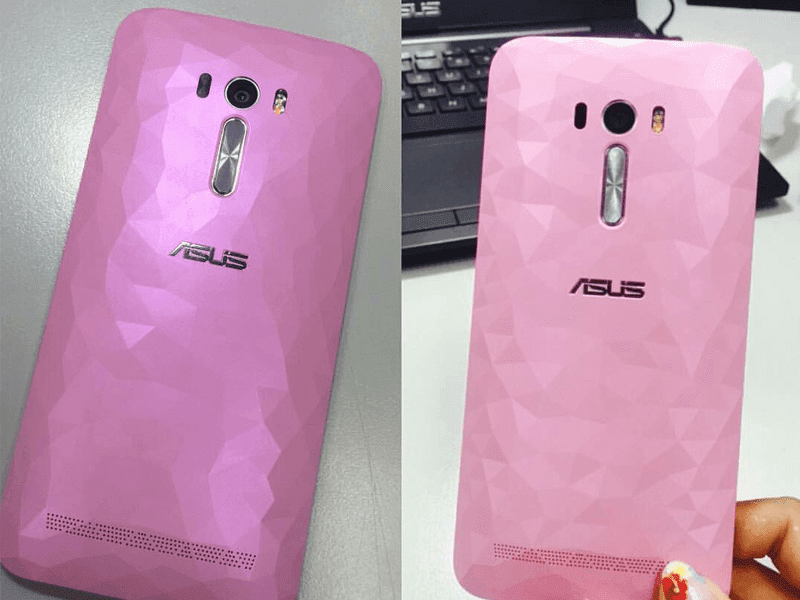 Asus ZenFone Selfie Deluxe Spotted Just A Back Cover Or A