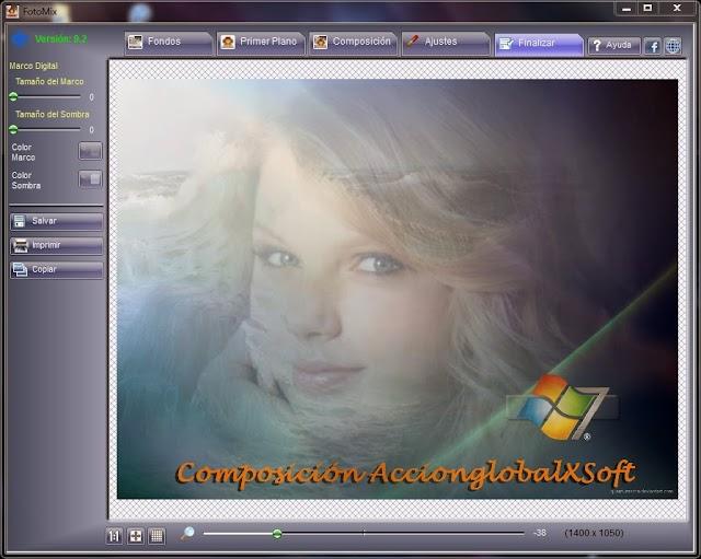 FotoMix v 9.2.7 + Portable   Consigue resultados artísticos con este sencillo editor de imágenes
