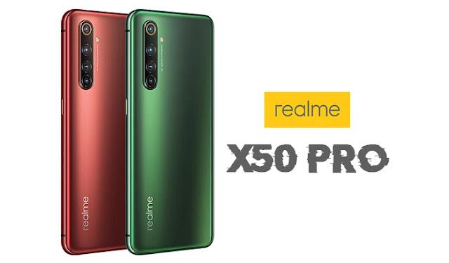 سعر و مواصفات Realme X50 Pro في الجزائر - هل يستحق الشراء ؟