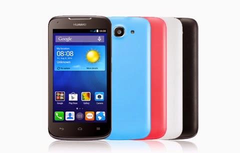 Harga dan Spesifikasi Huawei Ascend Y520 Terbaru