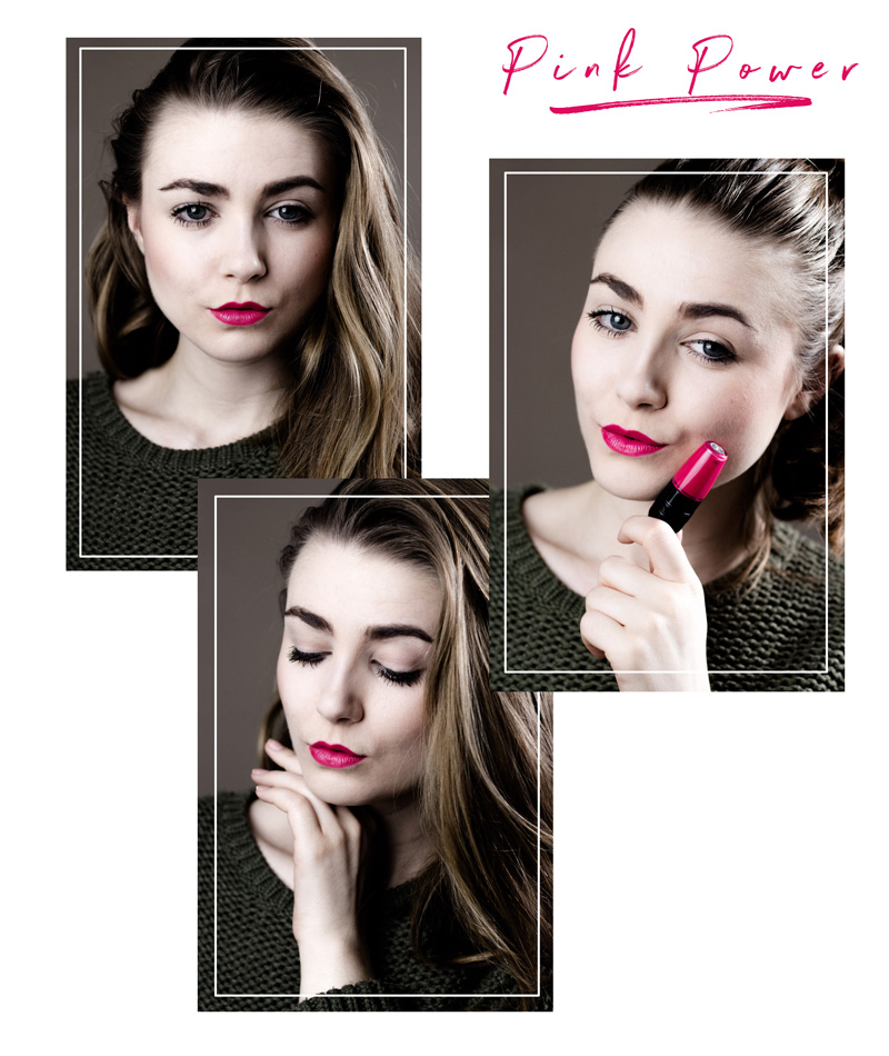 Lancôme Matte Shaker Pink Power, Yummy Pink, Kiss Me Cherie, Red'y in 5, Energy Peach, Beige Vintage, Magic Orange, Bloggerin, Beauty, Dusseldorf, Little Emma