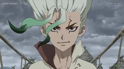 Dr. Stone Episode 18 Subtitle Indonesia
