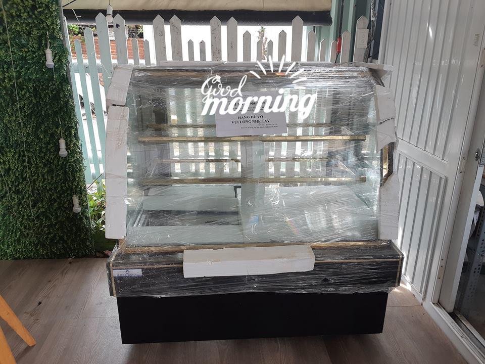 Một chú ý khi sử dụng tủ trưng bày bánh ngọt