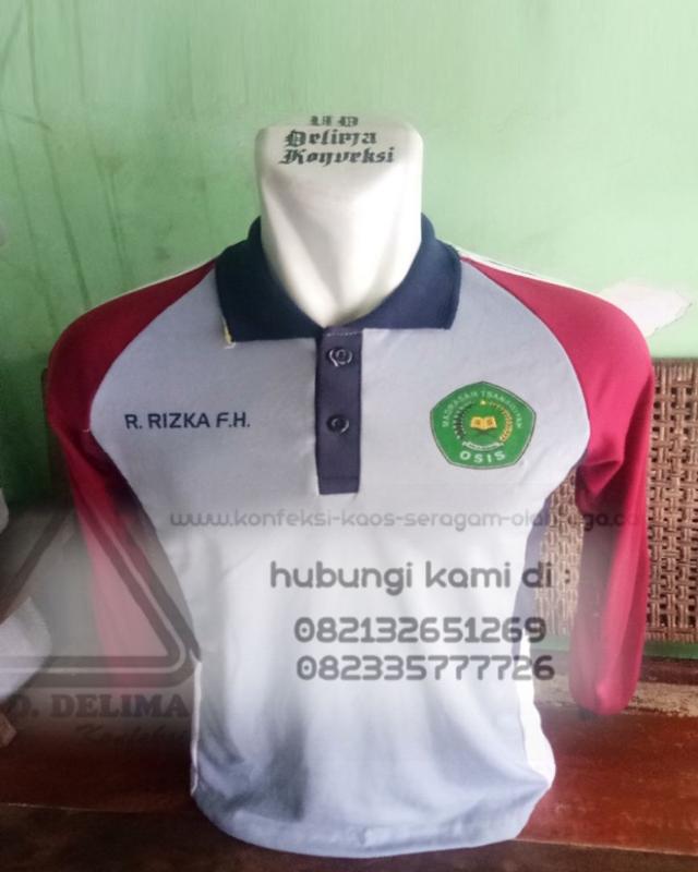 Kaos Olahraga SMP 4