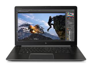 HP ZBook Studio G4 Y6K15EA Driver Download