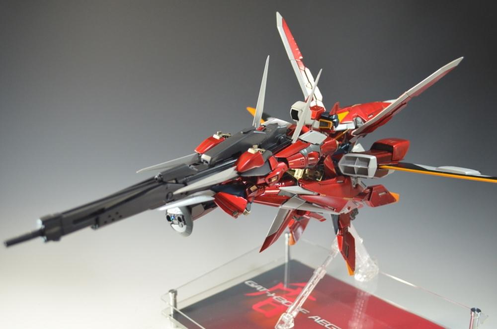 "Custom Build: MG 1/100 GAT-X303F Aegis Gundam ""Prytwen Pack"" - Gundam Kits Collection News and ..."