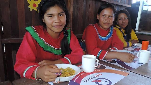 Desde mañana lunes 20 se inicia distribución de productos que forman parte del servicio alimentario educativo