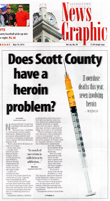 Kentucky Health News: May 2016