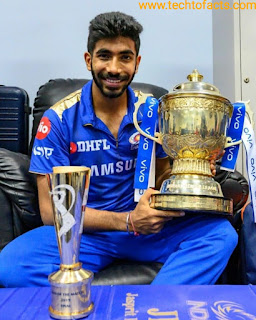 What is the monthly income of Jasprit Bumrah?What is the Biography of Jasprit Bumrah?