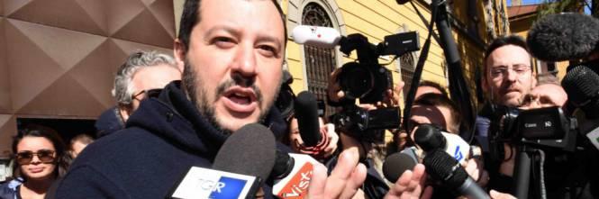 Salvini in visita a Napoli. Reagiscono i centri sociali
