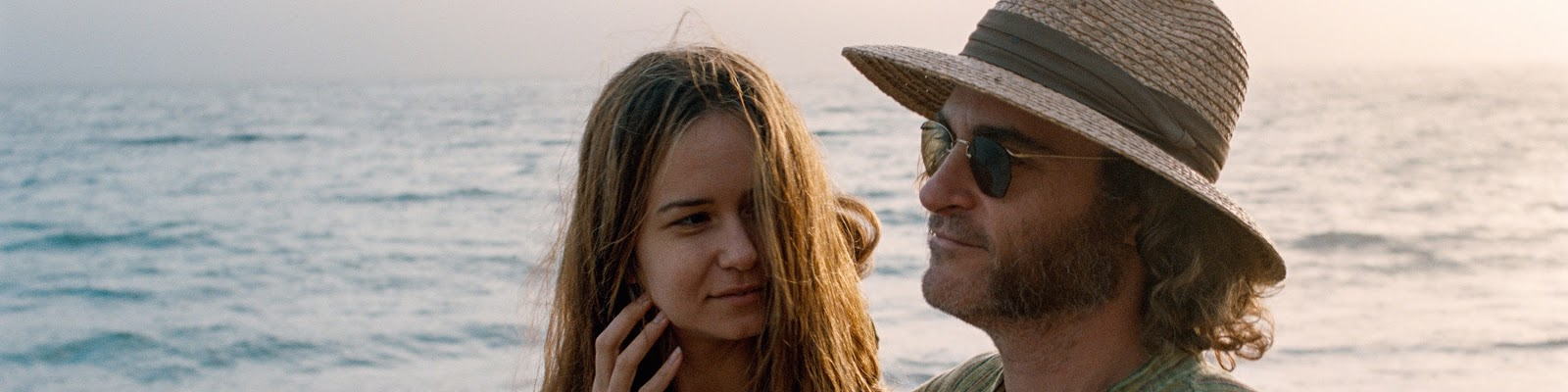 Joaquin Phoenix Katherine Waterston |Inherent Vice