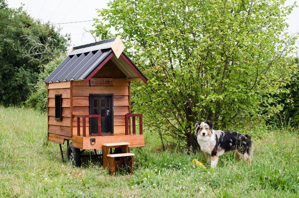 Baluchon tiny house