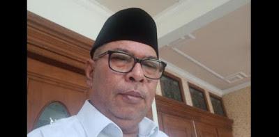 Ketua Pengurus Besar Nahdlatul Ulama (PBNU) Umarsyah