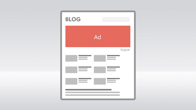 Blogger İçin Youtube HTML Reklam Panosu Nasıl Oluşturulur?