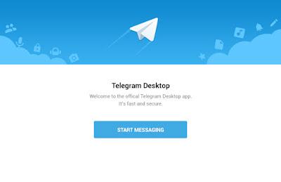 تغيير شامل لتطبيق تيليغرام Telegram Desktop 1.0 في تحديثه الجديد لسطح المكتب بميزات رائعة