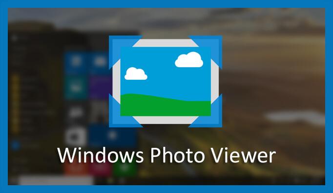 طريقة إسترجاع أداة Windows Photo Viewer لـ عرض الصور في ويندوز 10 Windows Chobixo Tech
