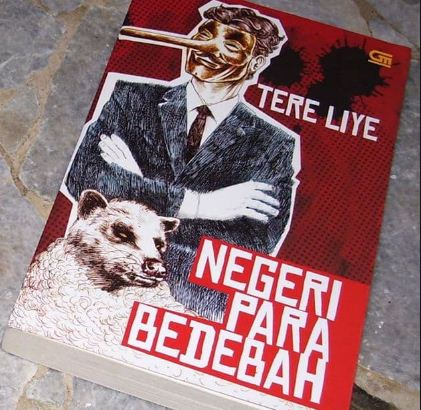 Jadi Barang Bukti Vandalisme Anarko, Buku Negeri Para Bedebah Trending