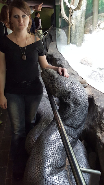 Toronga Zoo Python Sculpture