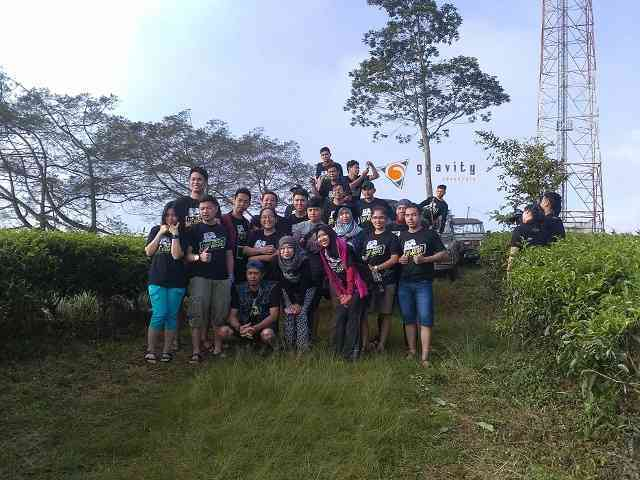 Liburan Paket Rafting Bandung Dari Gravity Adventure