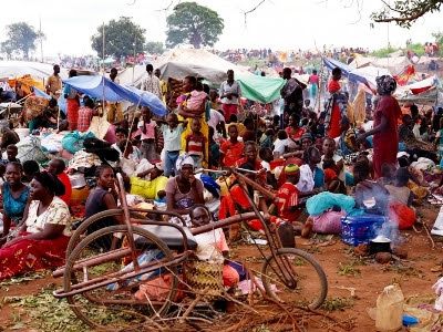 Image result for 8,000 displaced by recent uprising in WAU, South Sudan'