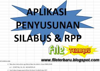 Download Aplikasi RPP Kurikulum 2013 Gratis
