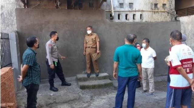 Jalan Masuk Rumah Penghafal Alquran Dipagari Tembok, Anak-anak Diancam Parang