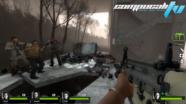 Left 4 Dead 2 Cold Stream PC Full Español Descargar 2012