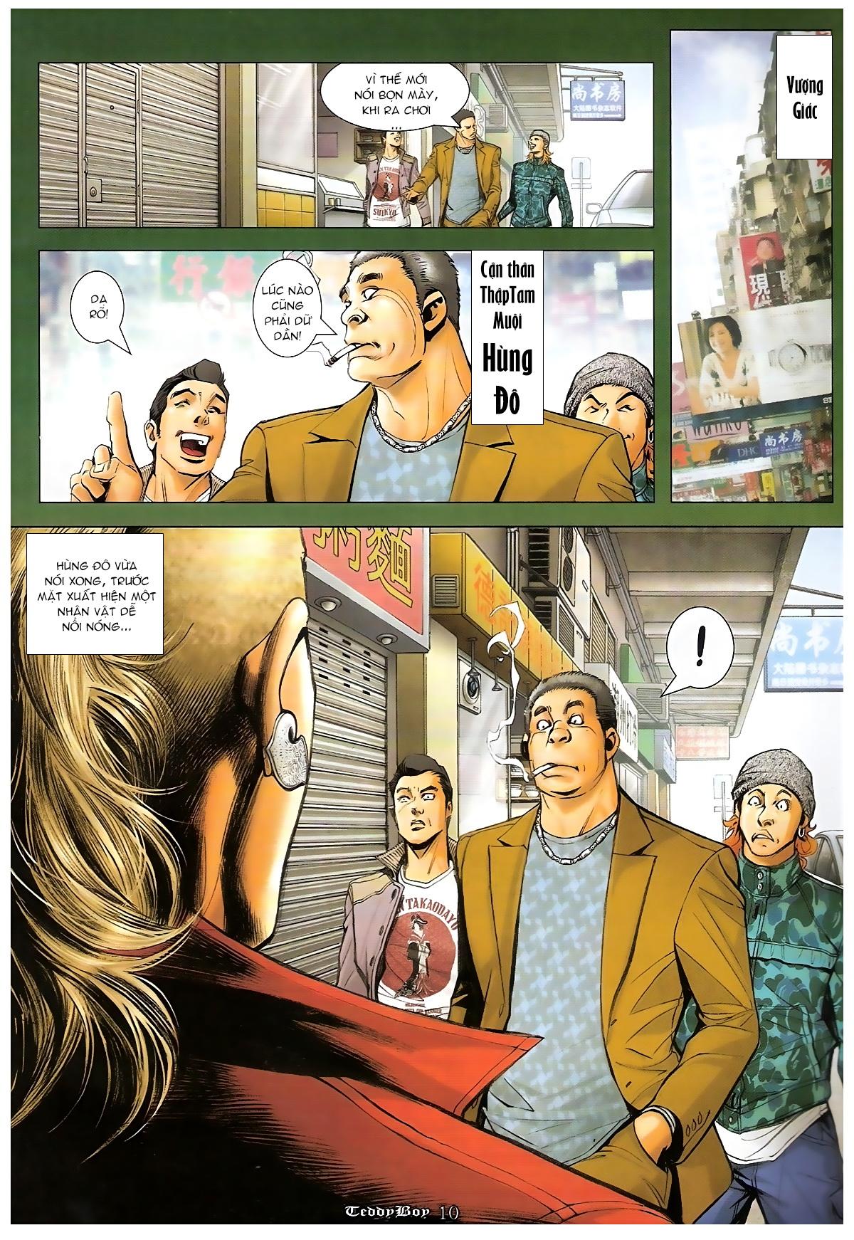 Người Trong Giang Hồ - Chapter 1266: Xin chiều tới cùng - Pic 8