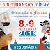 Nitriansky vínny festival (8. - 9.11.2019)