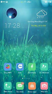 Tema Oppo N9 OS Android