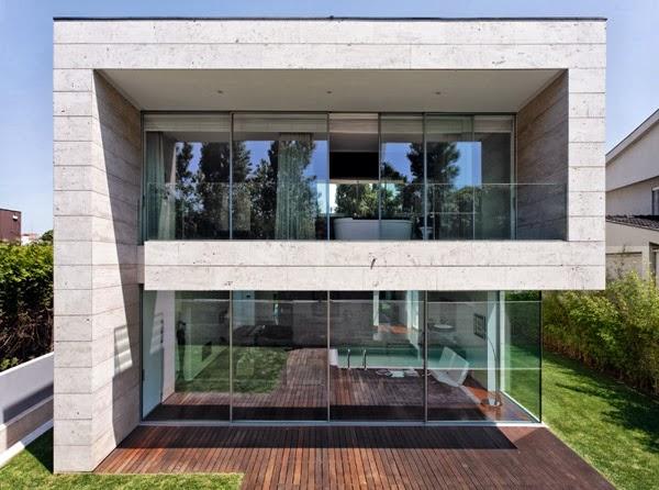 Desain Rumah Garasi Bawah Tanah  Gambar 06