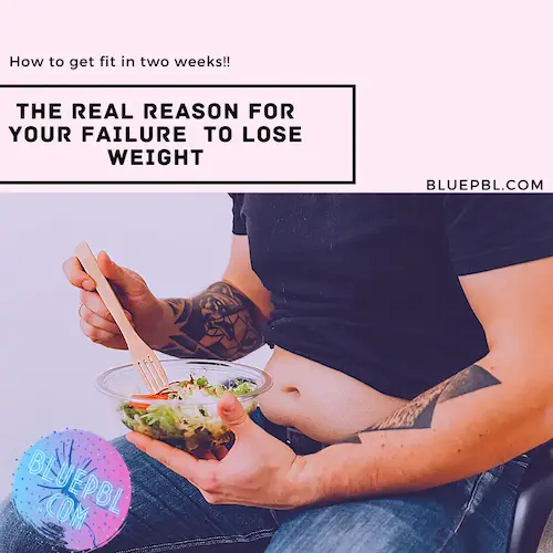 How to lose weight fast naturally in two weeks?  15 Easy tips to get fit